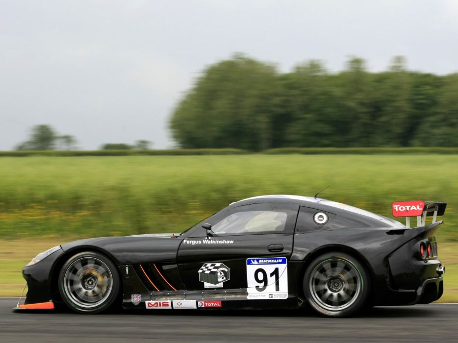 2011 Ginetta G55 race racing supercar supercars   g wallpaper
