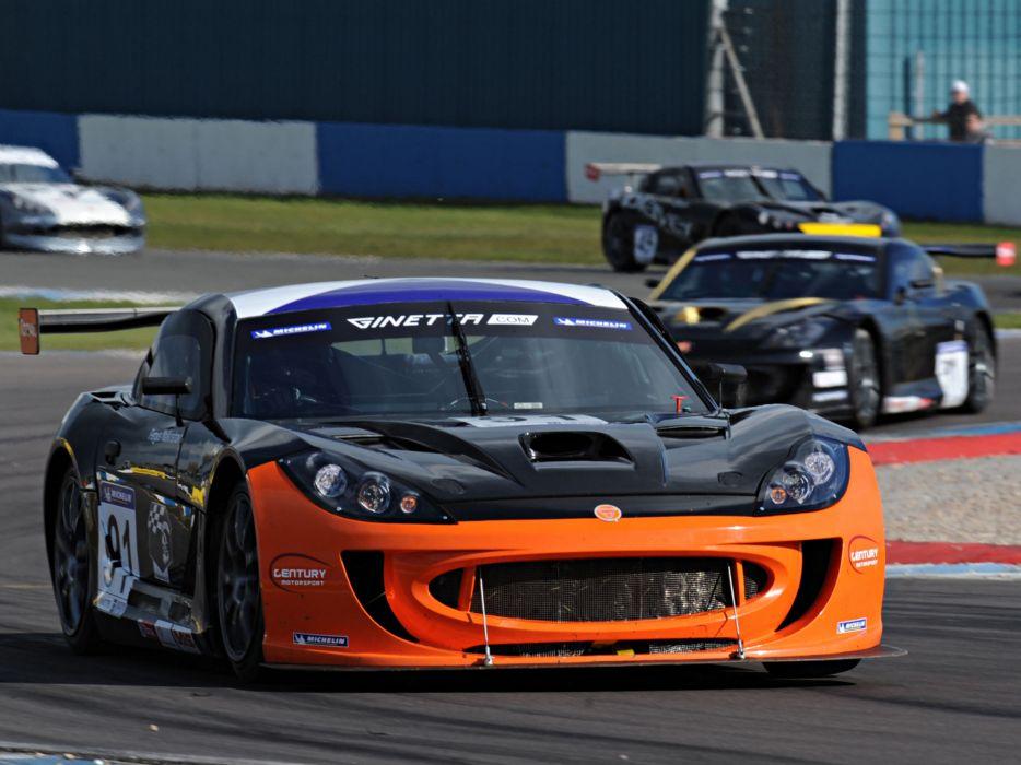 2011 Ginetta G55 race racing supercar supercars   gw wallpaper