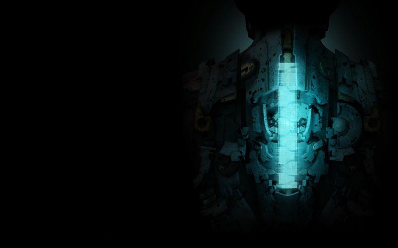 Dead Space sci-fi q wallpaper