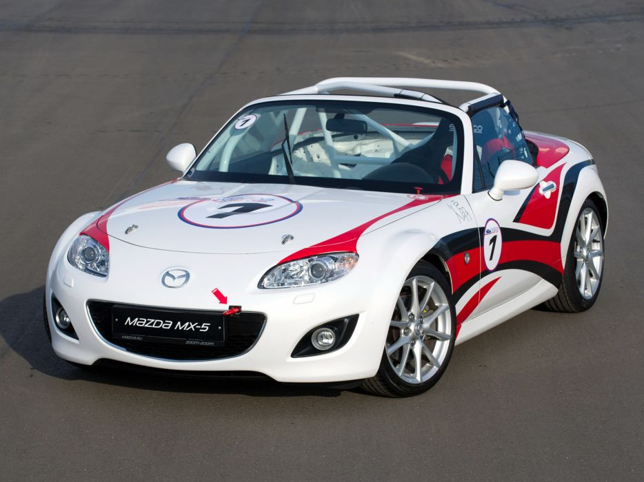 2011 Mazda MX-5 G-T NC2 tuning       g wallpaper