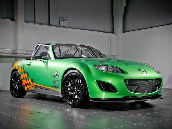 2011 Mazda MX-5 G-T NC2 tuning race racing g wallpaper