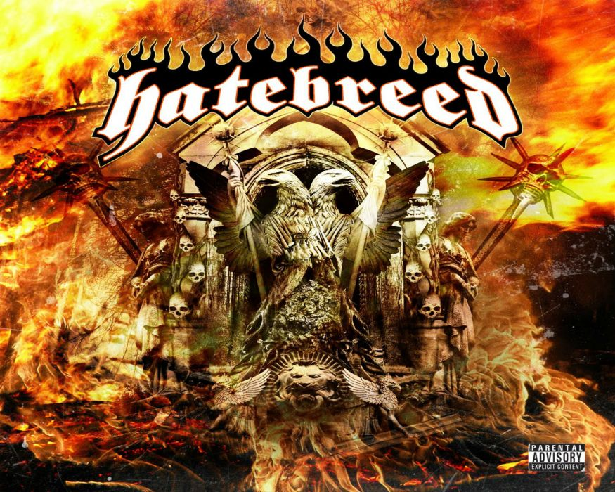 HATEBREED metalcore heavy metal thrash cover    g wallpaper