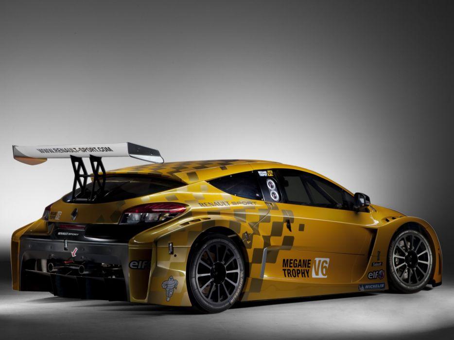 2011 Renault Megane Trophy tuning race racing wallpaper