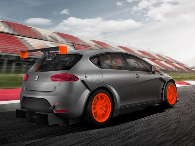 2011 Seat Leon Super Copa tuning g wallpaper
