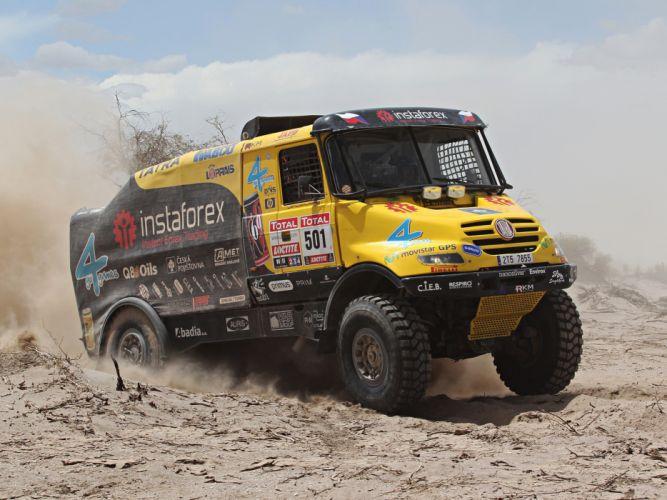 2011 Tatra Yamal Rally Truck offroad 4x4 race racing g wallpaper