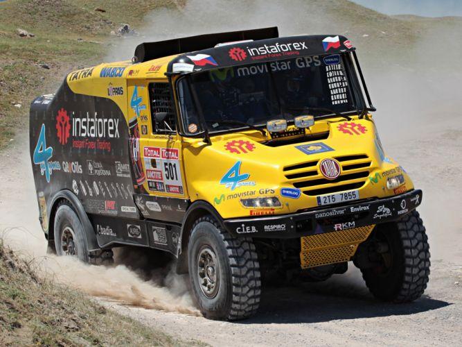 2011 Tatra Yamal Rally Truck offroad 4x4 race racing gs wallpaper