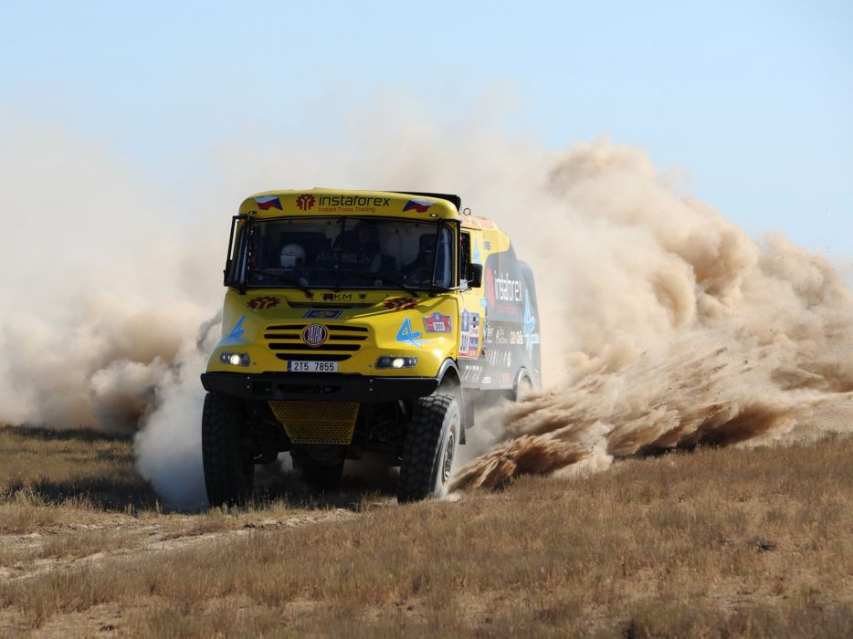 2011 Tatra Yamal Rally Truck offroad 4x4 race racing   g wallpaper