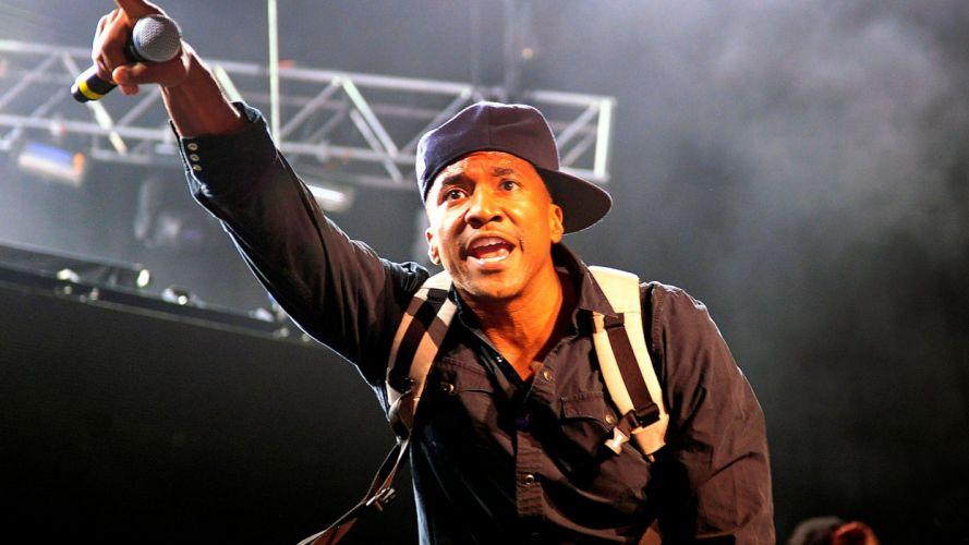 Q-TIP rap rapper hip hop wallpaper
