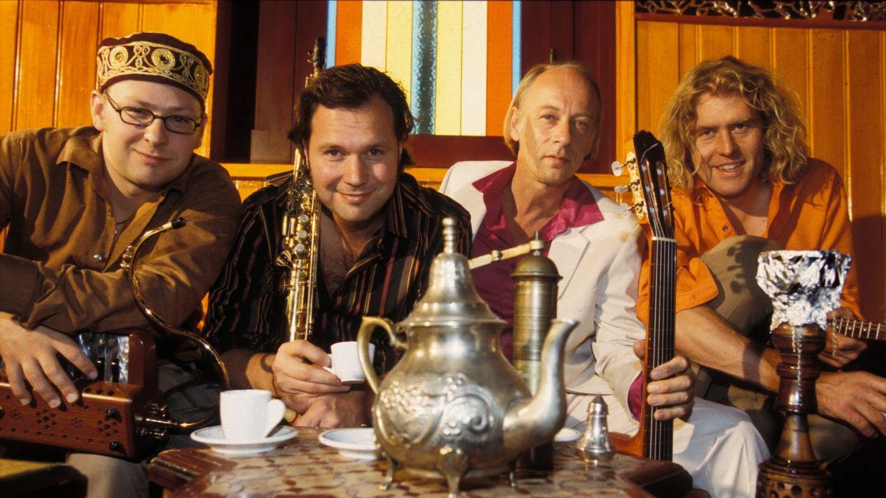 Quadro Nuevo acoustic quartet jazz world    g wallpaper