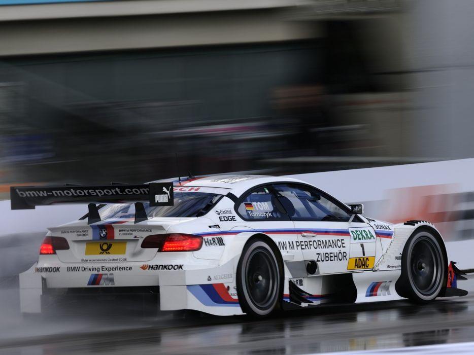 2012 BMW M-3 DTM E92 race racing    fg wallpaper