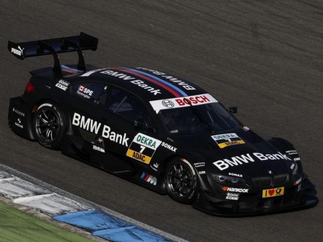 2012 BMW M-3 DTM E92 race racing gg wallpaper
