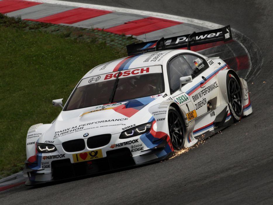 2012 BMW M-3 DTM E92 race racing   ga wallpaper