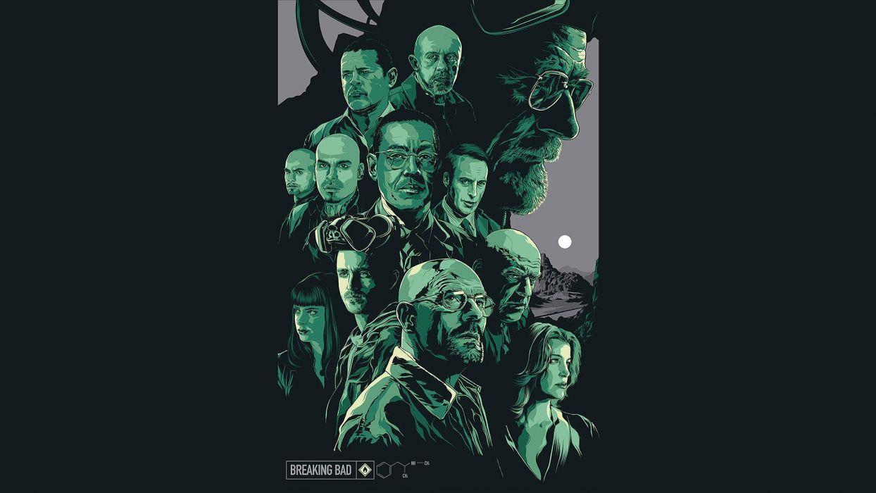 Breaking Bad Green poster posters wallpaper
