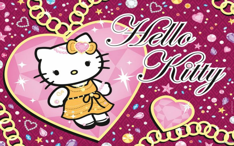Hello Kitty he wallpaper