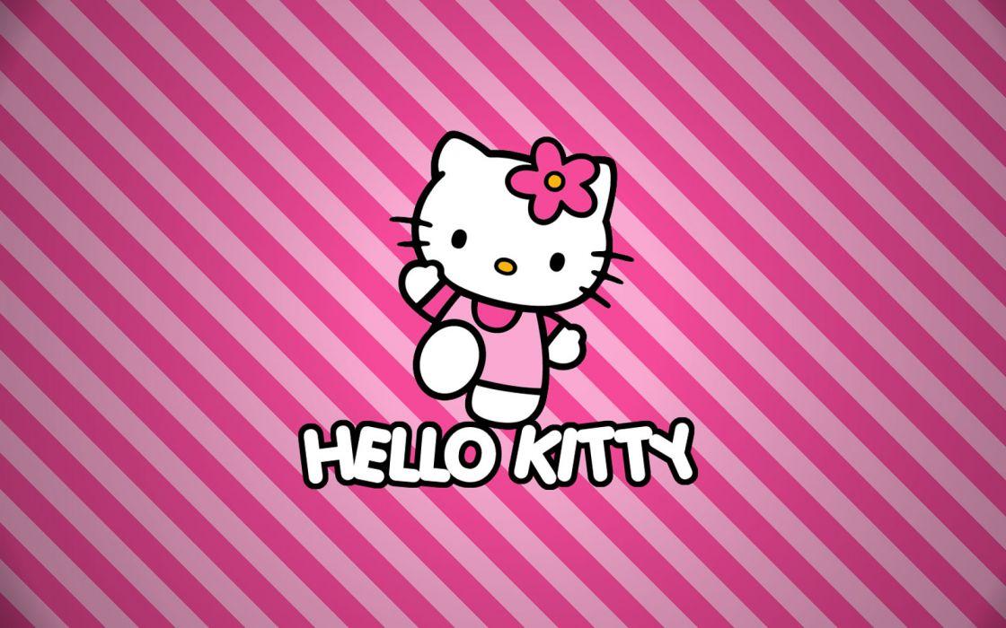 Hello Kitty Pink wallpaper