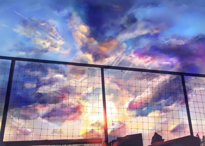 original clouds gecko original scenic sky sunset wallpaper