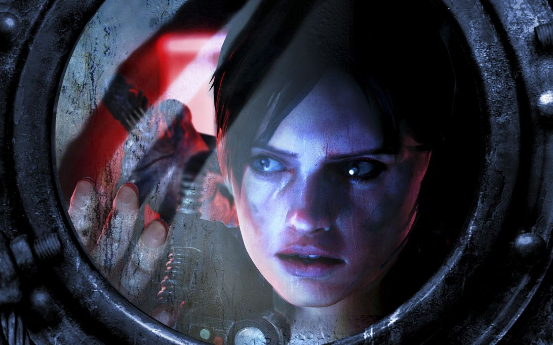 Resident Evil Revelations  Jill Valentine wallpaper