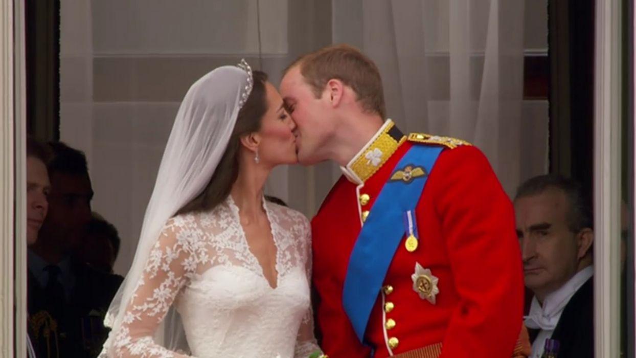 Royal Wedding Kate Middleton Prince William England Love