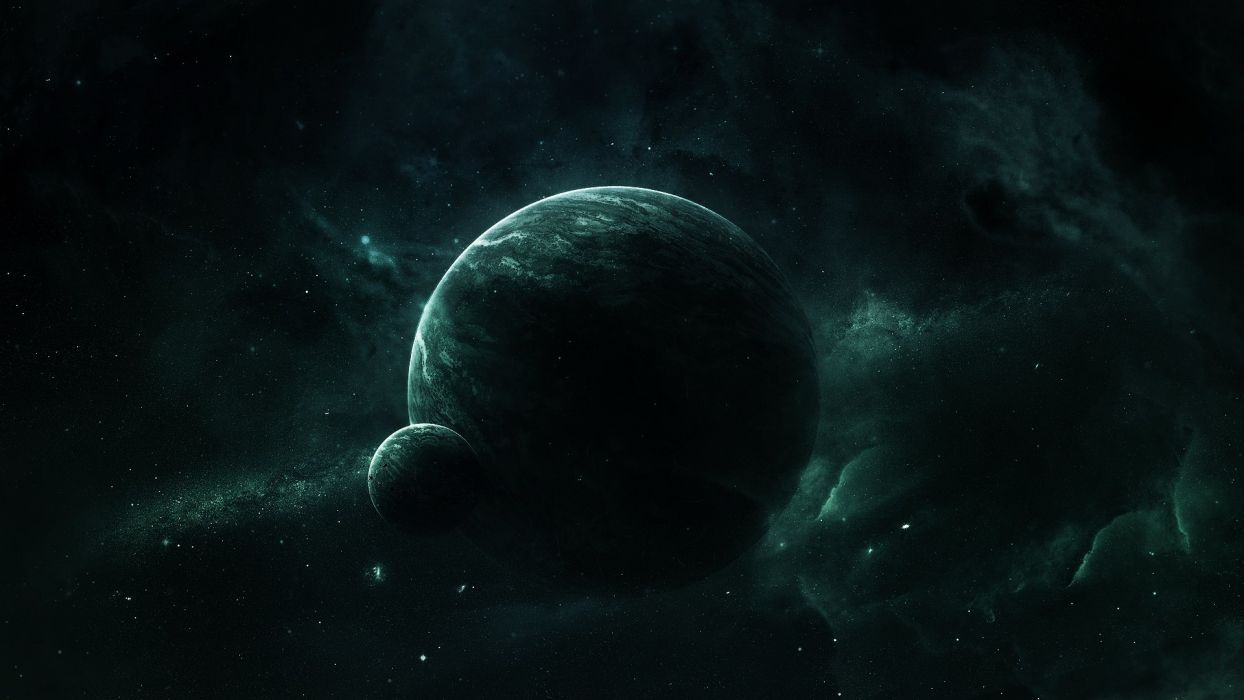 space planets planet stars wallpaper