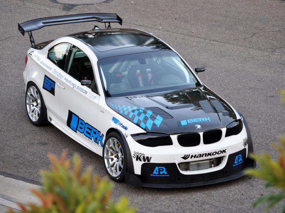 2011 Berk-Technology BMW 135i Coupe E82 tuning    g wallpaper