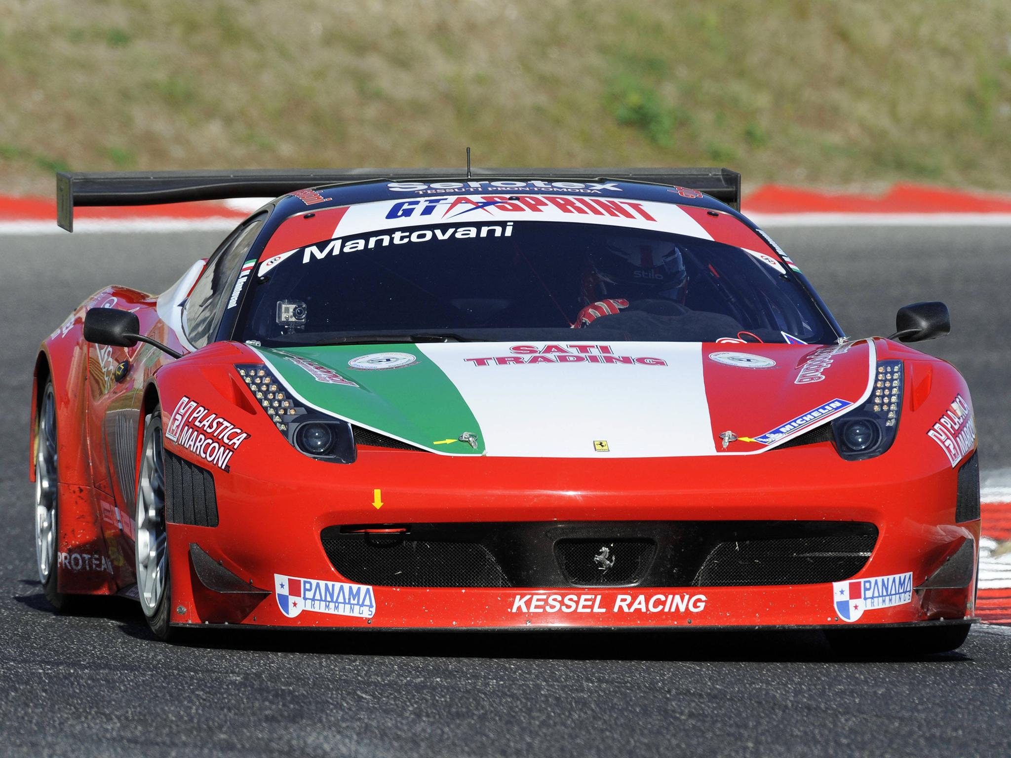 2011 Ferrari 458 Italia Gt3 Supercar Supercars Race Racing G Wallpaper 2048x1536 120241 Wallpaperup