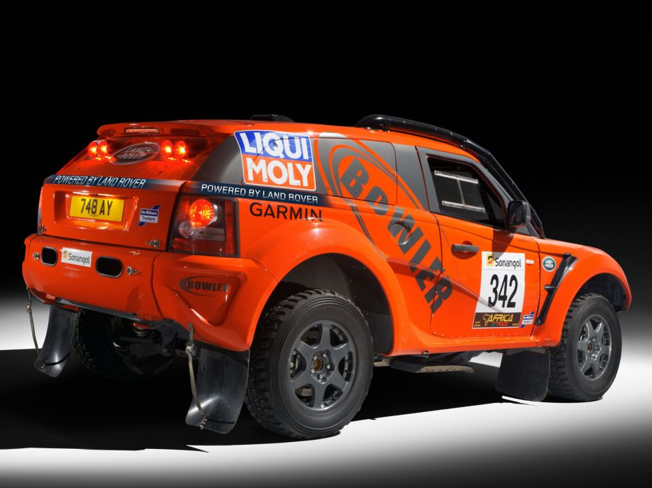 2011 Landrover Bowler EXR Rally suv truck race racing offroad awd      d wallpaper