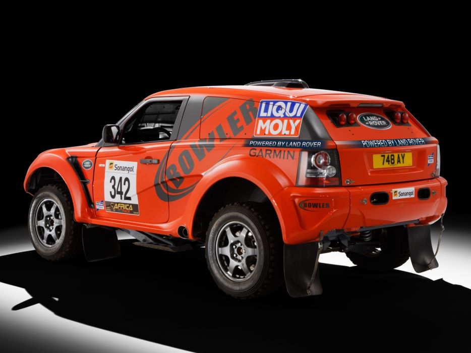 2011 Landrover Bowler EXR Rally suv truck race racing offroad awd   f wallpaper