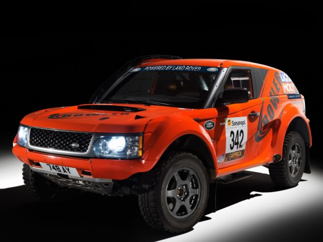 2011 Landrover Bowler EXR Rally suv truck race racing offroad awd wallpaper