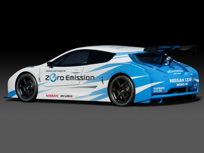 2011 Nissan Leaf Nismo R-C race racing tuning electric f wallpaper