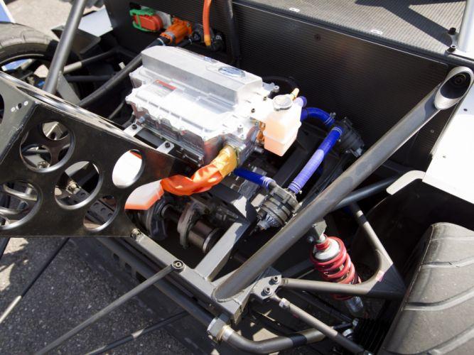 2011 Nissan Leaf Nismo R-C race racing tuning engine engines wallpaper