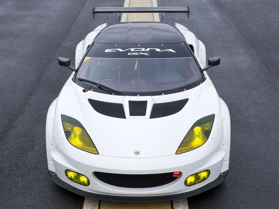 2012 Lotus Evora GX supercar supercars   g wallpaper