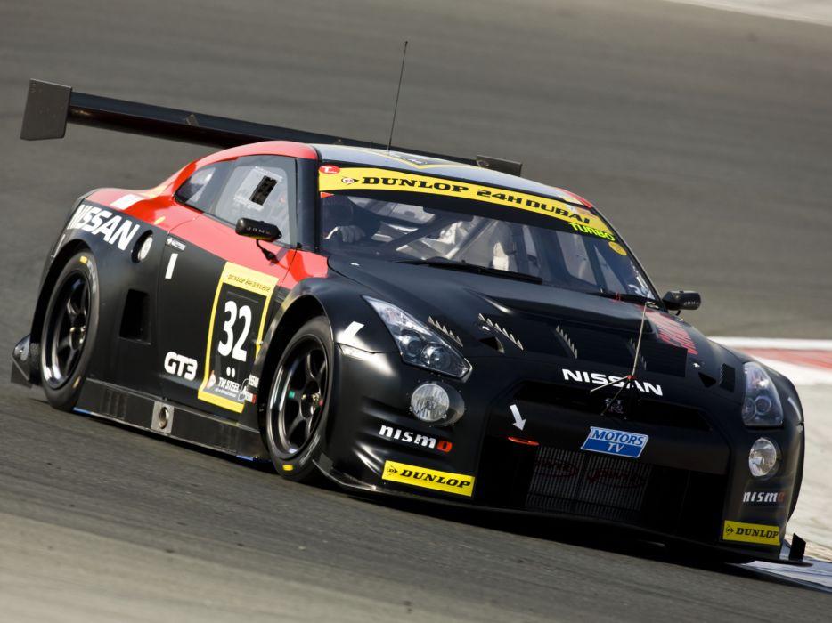 2012 Nismo Nissan GT-R GT3 R35 race racing wallpaper