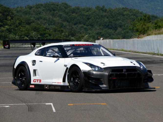 2012 Nismo Nissan GT-R GT3 R35 race racing h wallpaper
