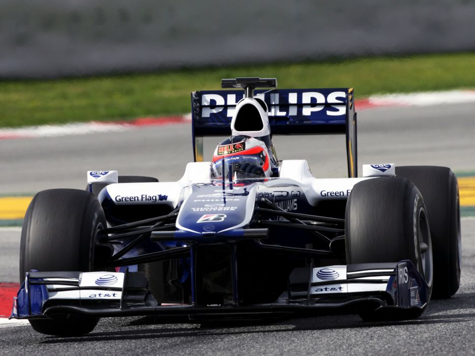 2010 Williams FW32 formula one f-1 race racing     g wallpaper