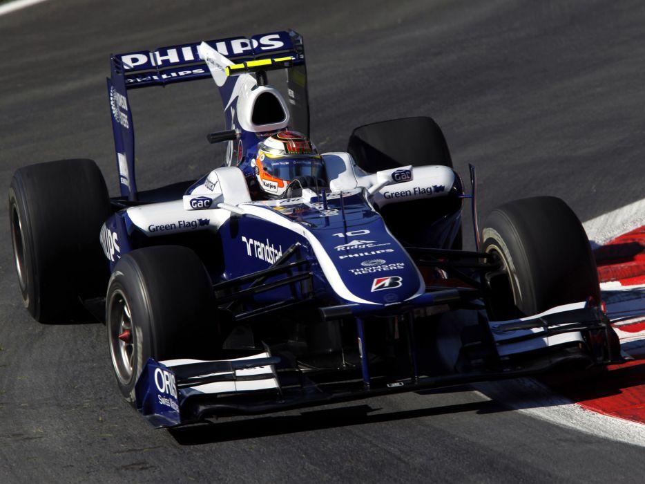 2010 Williams FW32 formula one f-1 race racing    ge wallpaper