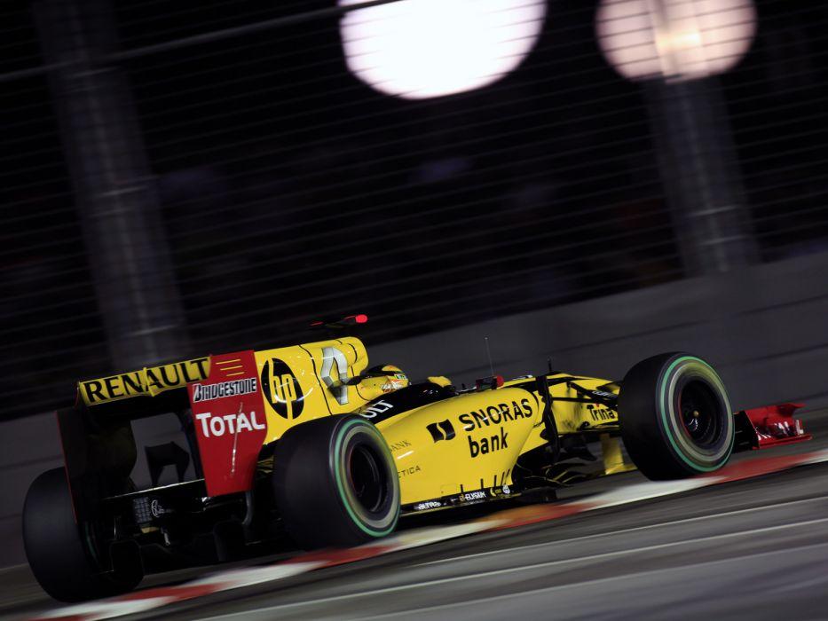 2010 Renault R30 formula one formula-1 f-1 race racing     d wallpaper