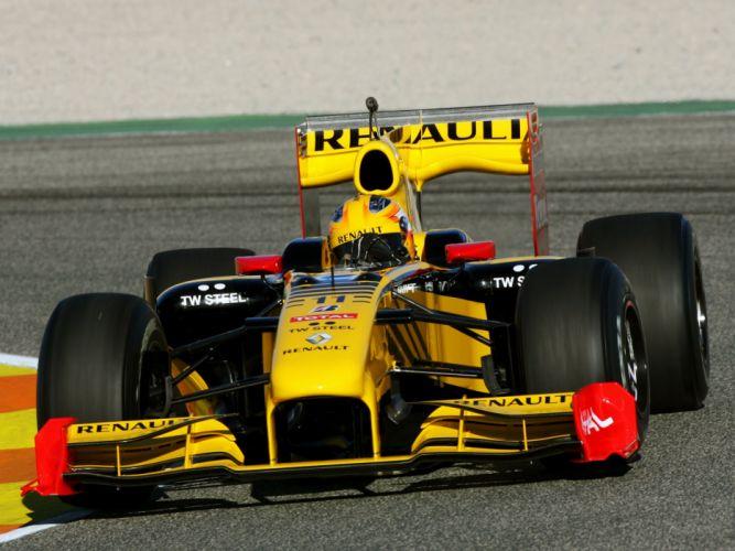 2010 Renault R30 formula one formula-1 f-1 race racing h wallpaper