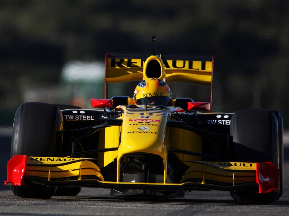 2010 Renault R30 formula one formula-1 f-1 race racing   g wallpaper