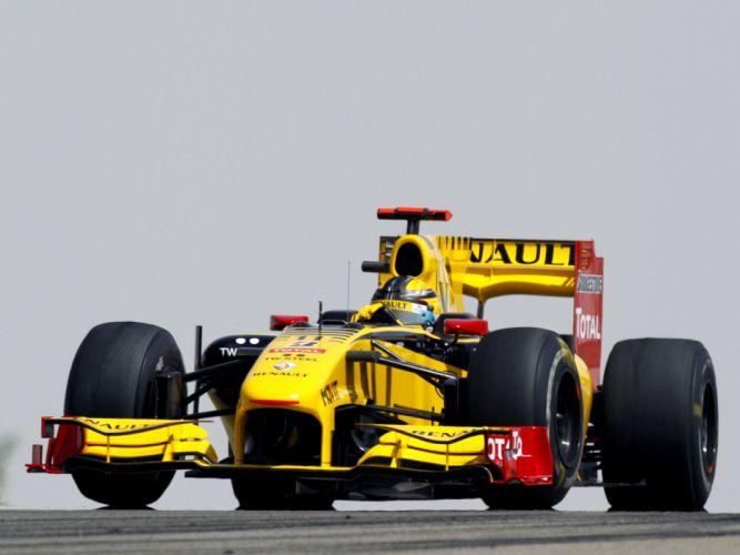 2010 Renault R30 formula one formula-1 f-1 race racing wallpaper