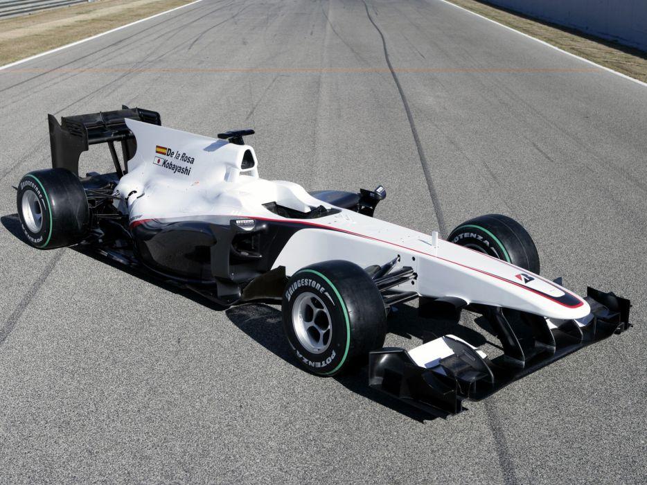 2010 Sauber C29 formula one formula-1 f-1 race racing      g wallpaper