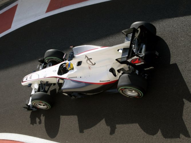 2010 Sauber C29 formula one formula-1 f-1 race racing g wallpaper