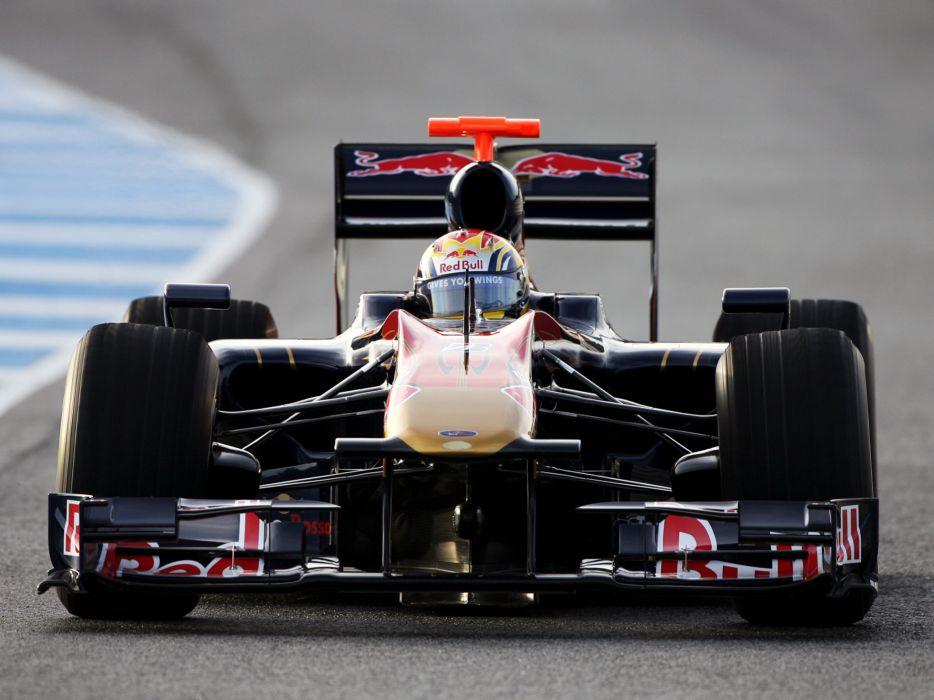 2010 Toro Rosso STR5 formula one formula-1 f-1 race racing     fq wallpaper