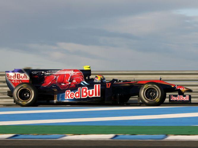 2010 Toro Rosso STR5 formula one formula-1 f-1 race racing fw wallpaper