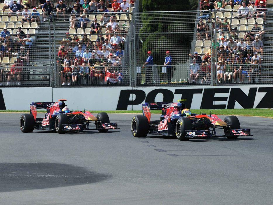 2010 Toro Rosso STR5 formula one formula-1 f-1 race racing     g wallpaper