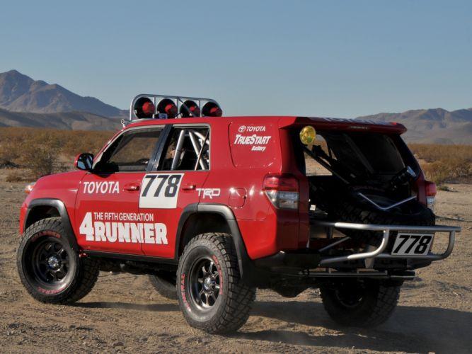 2010 Toyota 4Runner Baja 1000 suv truck offroad 4x4 race racing wallpaper
