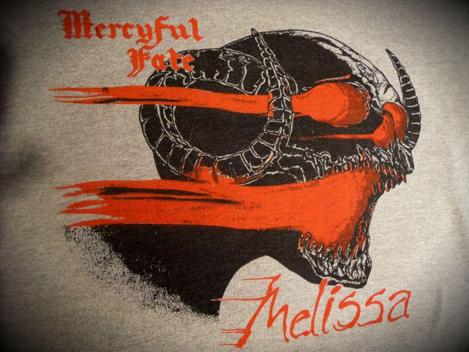 MERCYFUL FATE KING DIAMOND heavy metal dark album cover skull skulls rw wallpaper