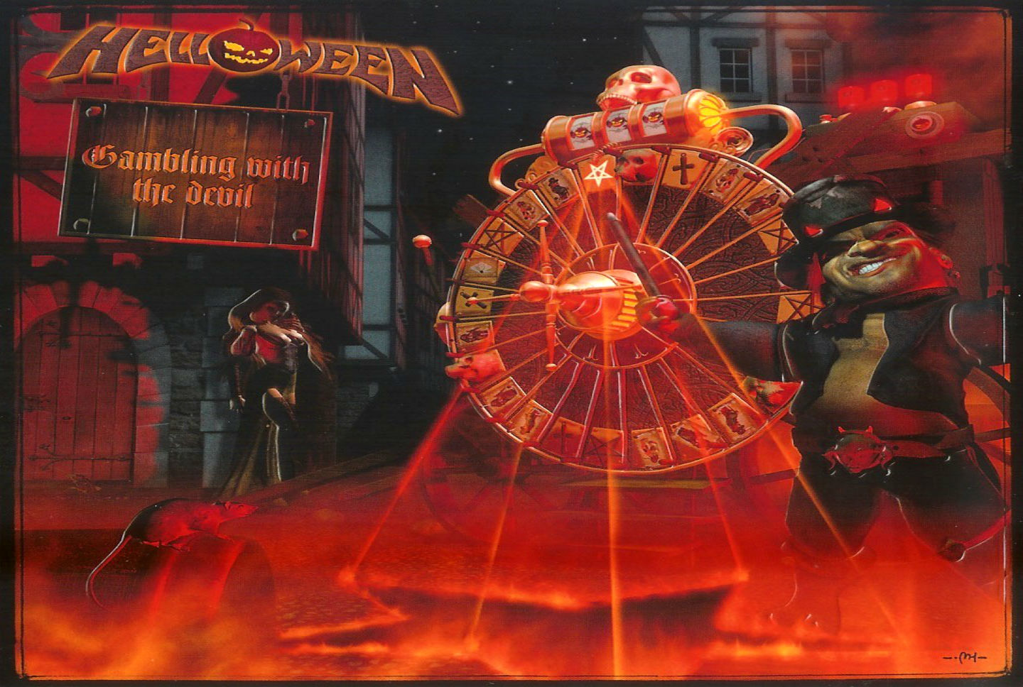 Gambling with the devil download