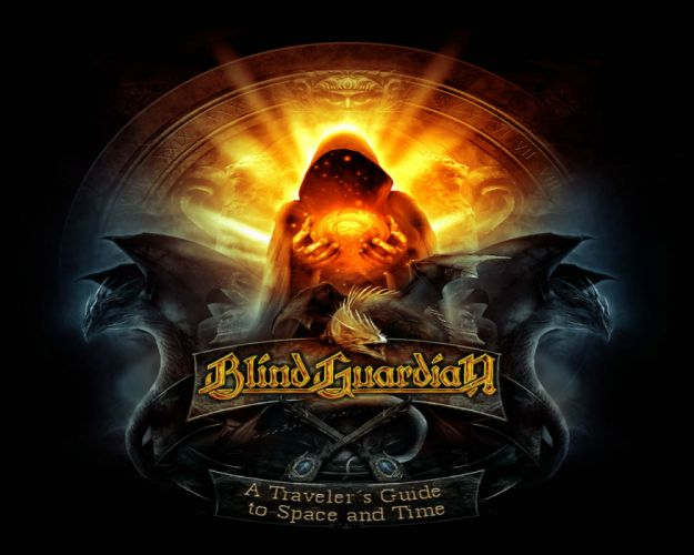 BLIND GUARDIAN heavy metal album cover dark fantasy d wallpaper