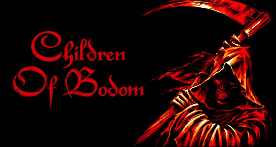 CHILDREN OF BODOM heavy metal album art cover dark d wallpaper