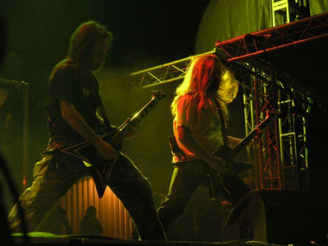 CHILDREN OF BODOM heavy metal album art cover dark concert concerts guitar guitars wallpaper